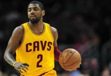 Kyrie Irving, Cleveland Cavaliers.