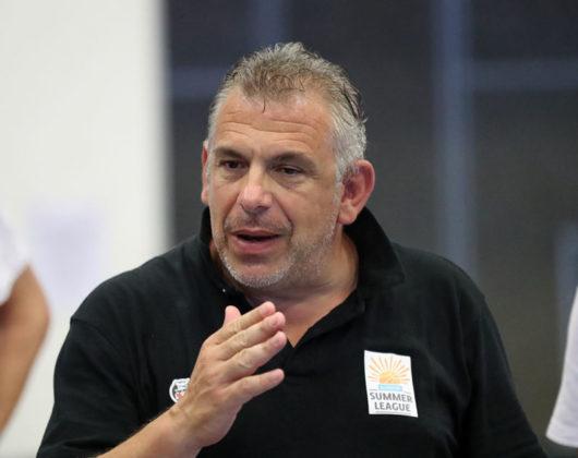 Coach Martelossi